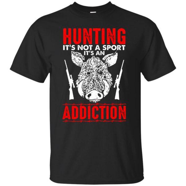 hog hunters - black