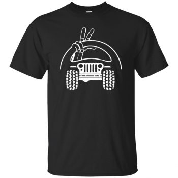 jeep wave - black