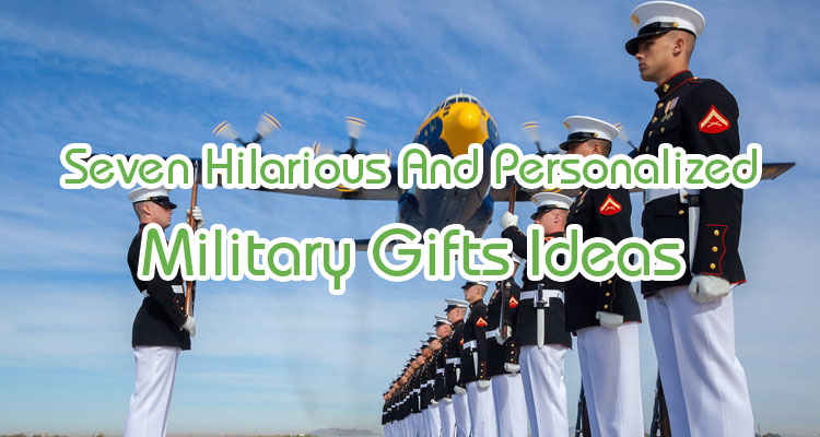 personalized military gifts