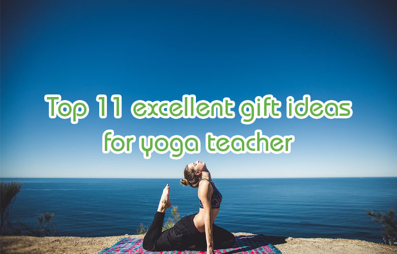 gift ideas for yoga teacher