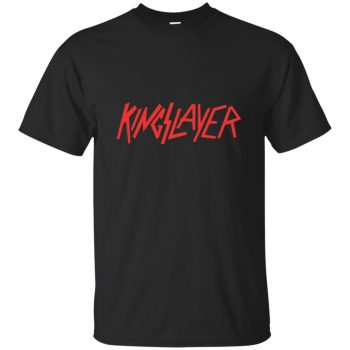 kingslayer shirt - black