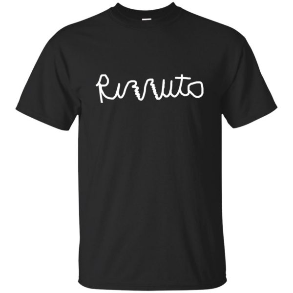 rizzuto shirt - black