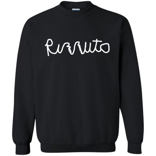 rizzuto sweatshirt - black