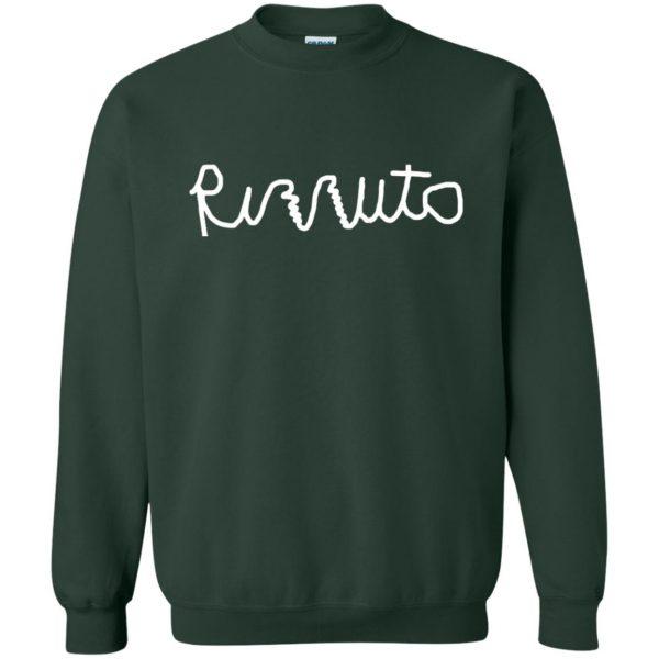 rizzuto sweatshirt - forest green