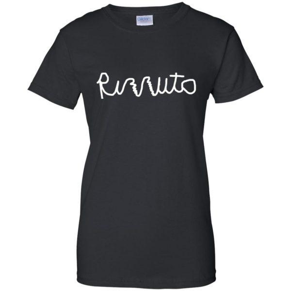 rizzuto womens t shirt - lady t shirt - black