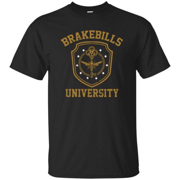 brakebills shirt - black
