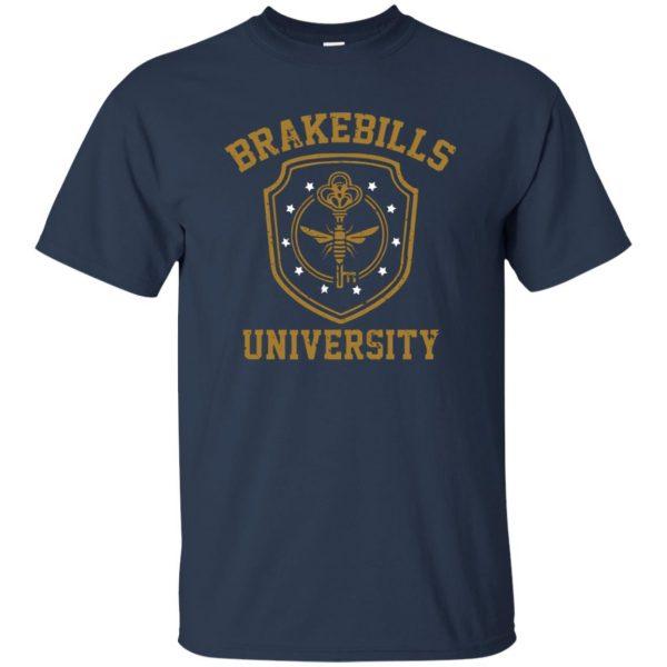 brakebills t shirt - navy blue