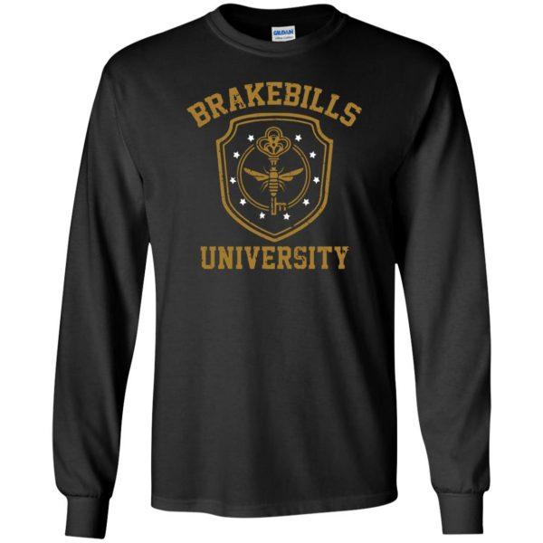 brakebills long sleeve - black