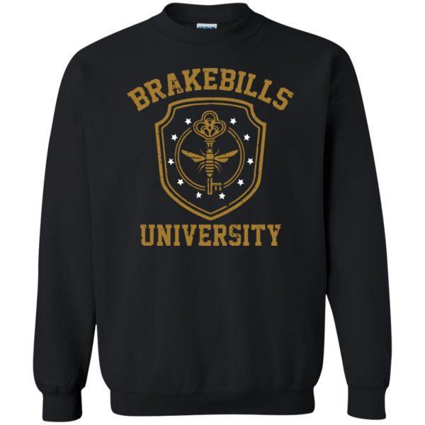 brakebills sweatshirt - black