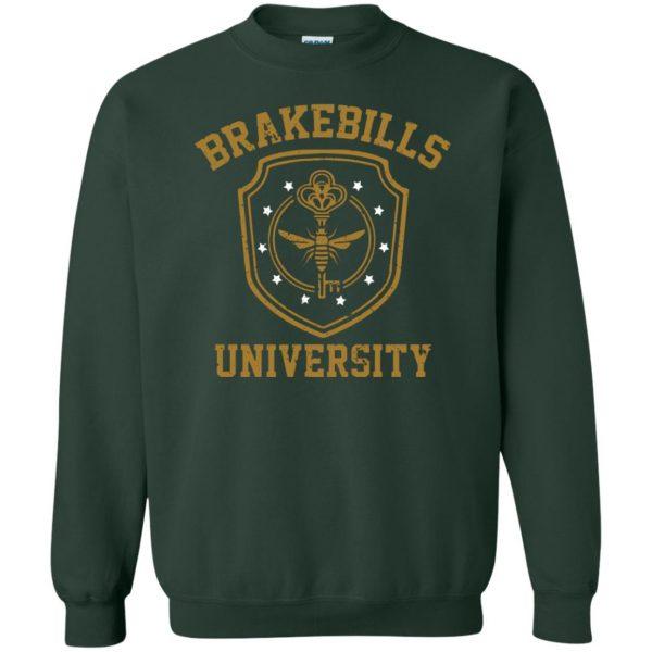 brakebills sweatshirt - forest green