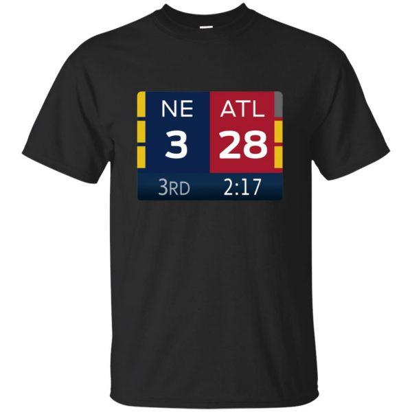 ne 3 atlanta 28 shirt - black