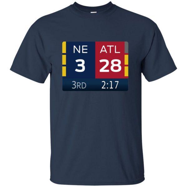 ne 3 atlanta 28 t shirt - navy blue
