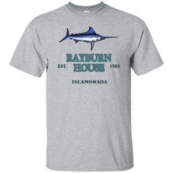 rayburn house t shirt - sport grey
