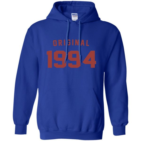 Original 1994 hoodie - royal blue