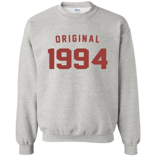 Original 1994 sweatshirt - ash