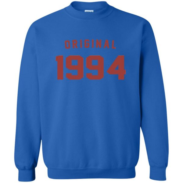 Original 1994 sweatshirt - royal blue