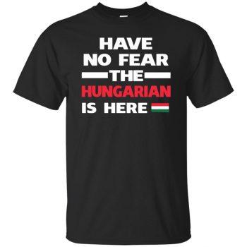 hungarian t shirts - black