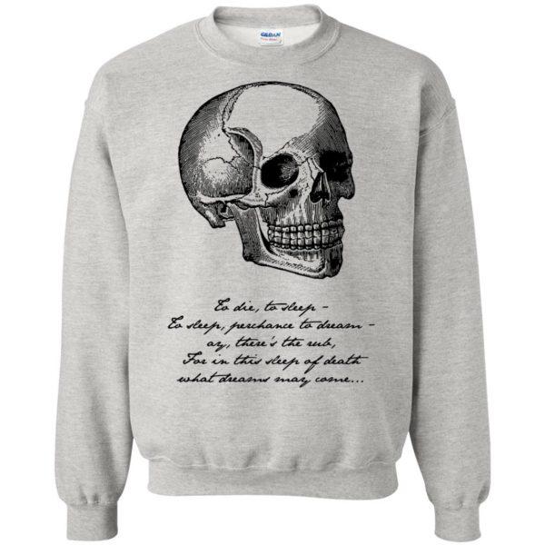 hamlet sweatshirt - ash