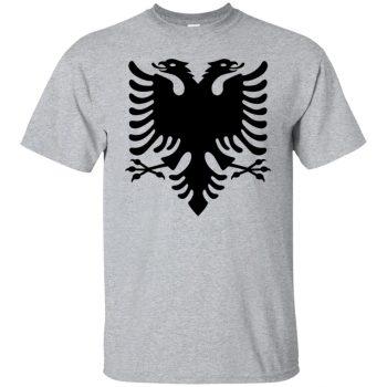 albanian hoodie - sport grey
