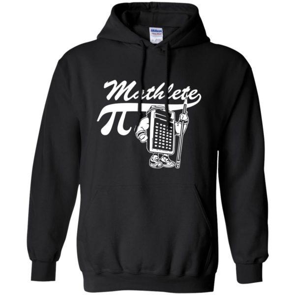 mathlete hoodie - black