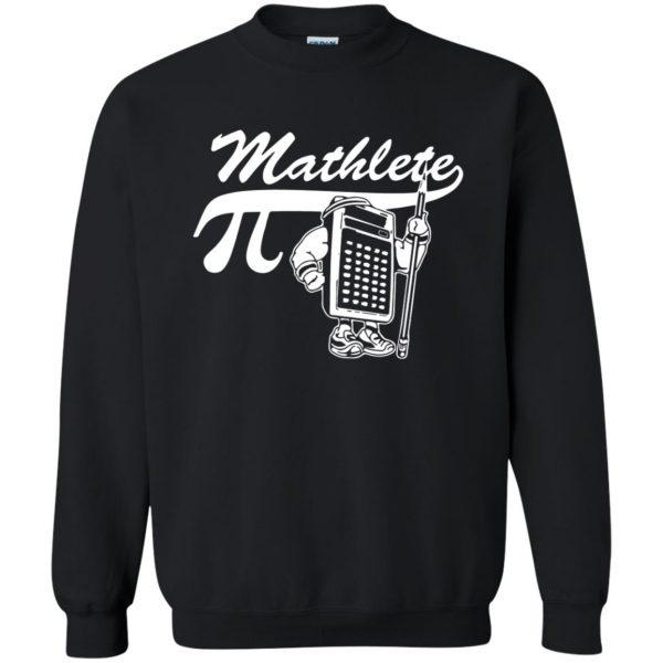 mathlete sweatshirt - black