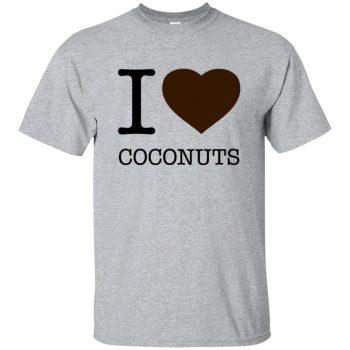 coconuts shirt - sport grey