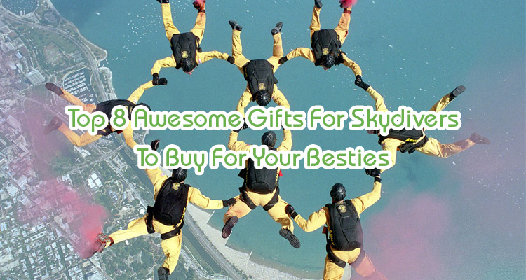 gifts for skydivers