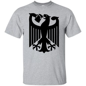 german eagle shirt - sport grey