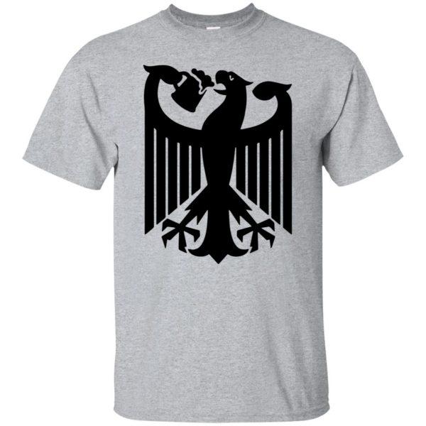 german eagle shirt - sport grey