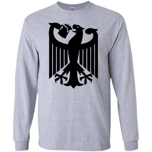 german eagle long sleeve - sport grey