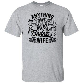funny aviation shirts - sport grey