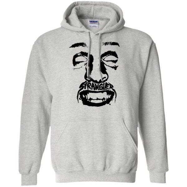punk rock hoodie - ash