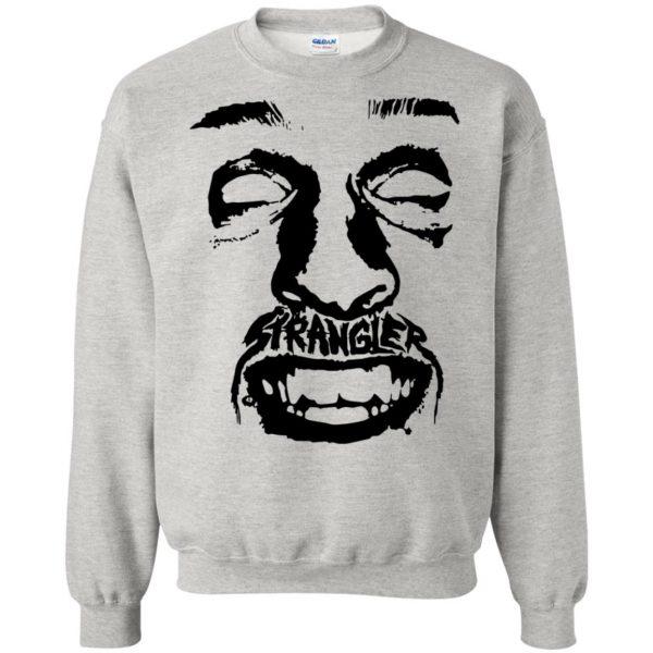 punk rock sweatshirt - ash