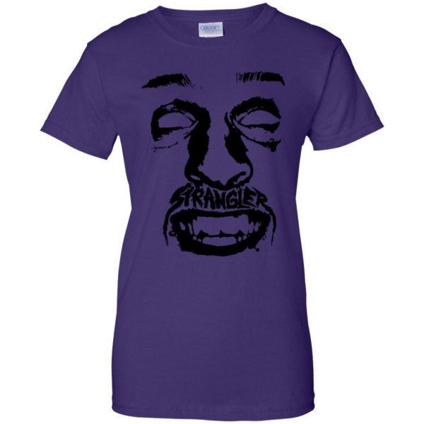 punk rock womens t shirt - lady t shirt - purple