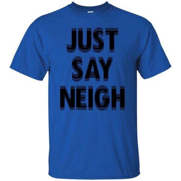 ketamine t shirt - royal blue