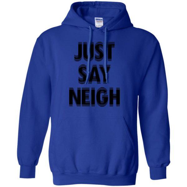ketamine hoodie - royal blue