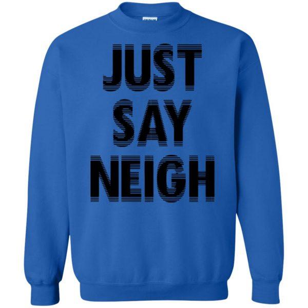 ketamine sweatshirt - royal blue