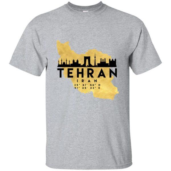 tehran tshirt - sport grey