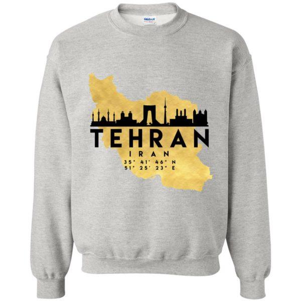 tehran sweatshirt - ash