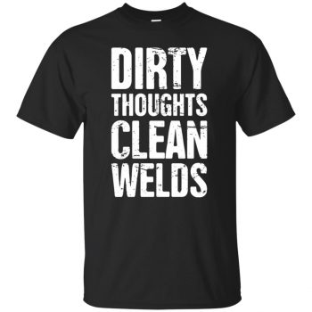 Funny Welder Quote T-shirt - black