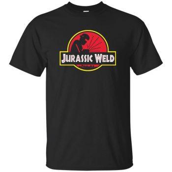 Jurassic Weld T-shirt - black