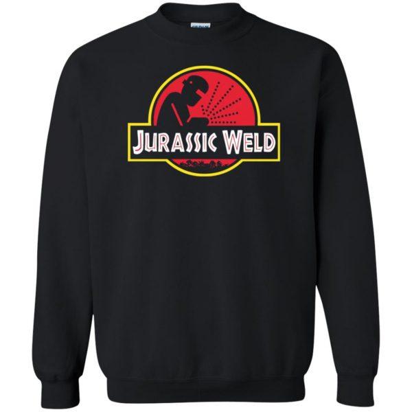 Jurassic Weld sweatshirt - black