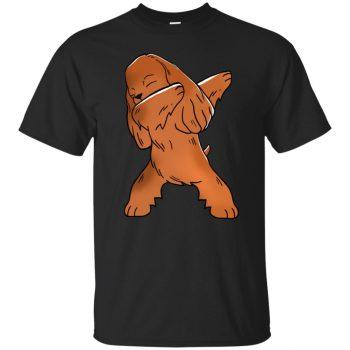 cocker spaniel t shirt - black