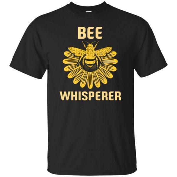 Bee Whisperer T-shirt - black