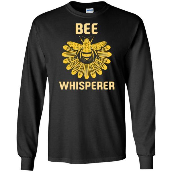 Bee Whisperer long sleeve - black