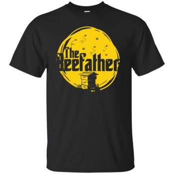 The Beefather T-shirt - black