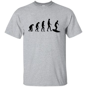 Evolution Surf T-shirt - sport grey