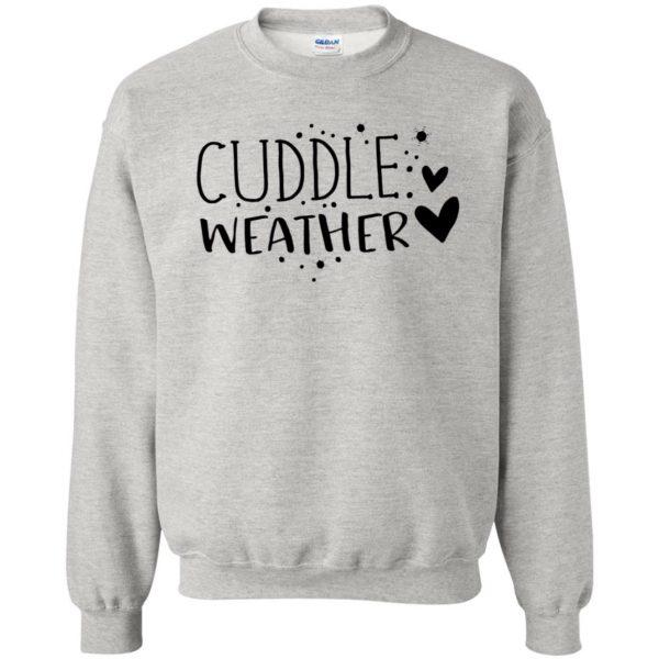 cuddle sweatshirt - ash