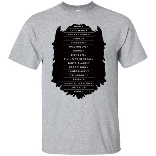 Measure of a Man T-shirt - sport grey