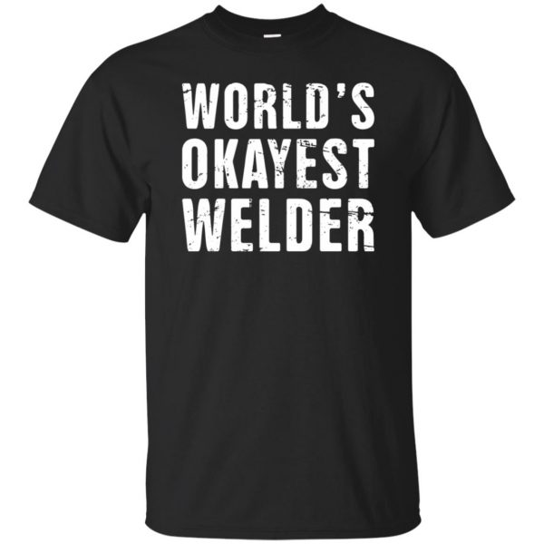 Funny Welding Quote - black